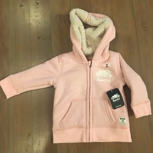 Roots hoodie (baby) size M